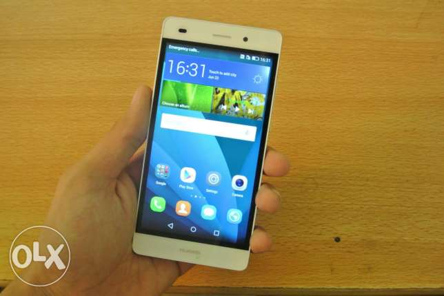 Huawei New P8 mobile