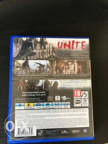 PS4 Assasin's Creed Unity - Exchange is possible