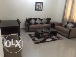 QAR.6900/-Only Full furnished 02bhk spacious flat,Free Internet:Jadeed