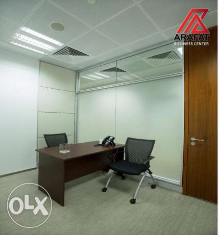 In the Heart of Doha Furnished Offices For Rent
