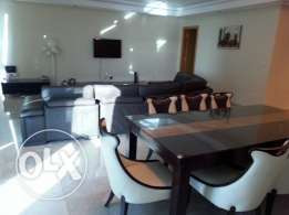 So beautiful fully furnished 3 bedroom apartment in zig zag tower B