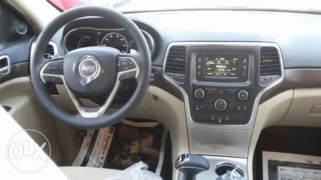 Brand New Jeeb - Grand Cherokee Laredo - 3600 CC Model 2015 الدوحة الجديدة -  4