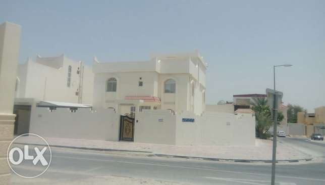 villa for rent gharafa