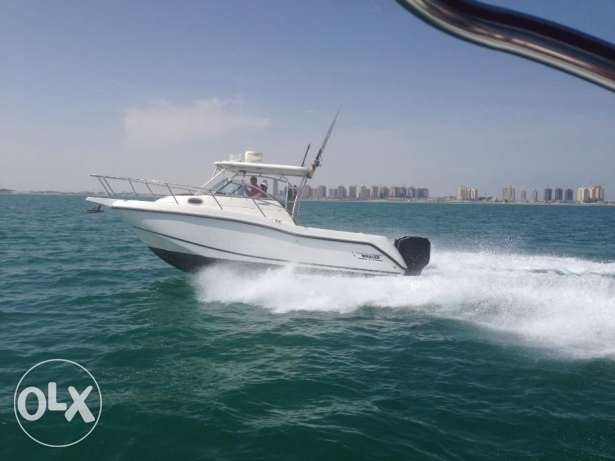 Boston Whaler Conquest 255 for sale - Now reduced and inc trailer