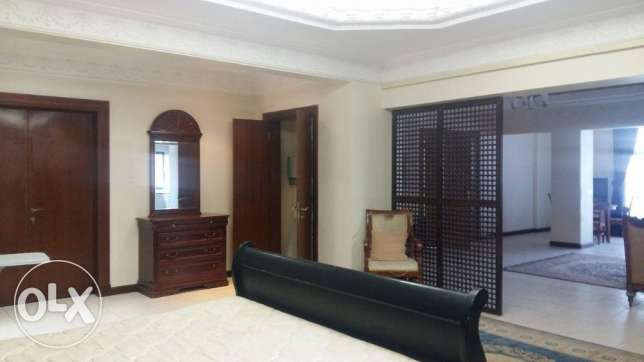 Luxurious massive size fully furnished villa apartment for Europeans الدفنة -  1