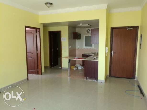 Unfurnished 2 bedroom apartment for 4000