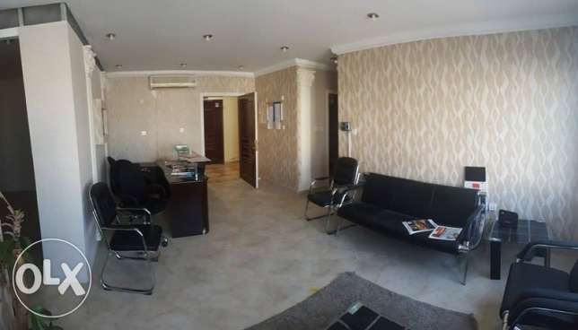 4 Rooms,Hall Office 150 Sqm In Gharafah area
