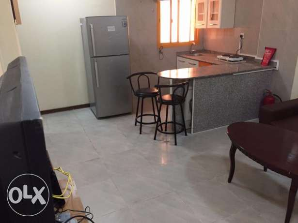 Occupy Now!! Mugalina 01BHK FF Flat with Swimming Pool ام غويلينه -  5