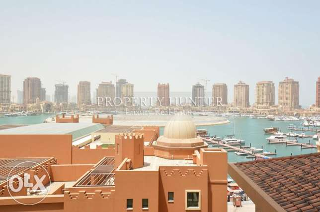 2 Bed lovely home with marina views