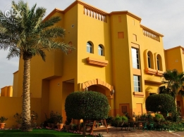5 bhk very high end villas in al waab