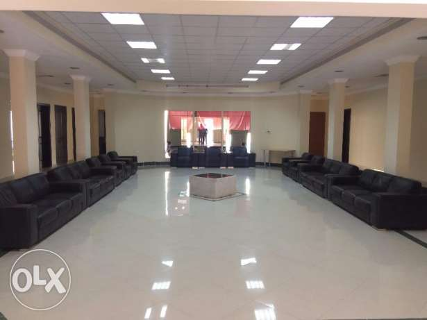 Villa for rent in Ain Khalid 4BHK un Furnished with A/C Inside compoun
