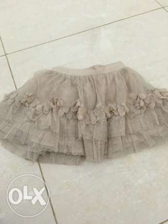 Girls designer skirts 2-3 yrs
