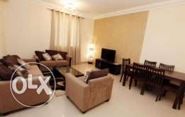 FULLYFURNISHED 2- Bedroom APARTMENT (with Free Internet): Doha jadeeda
