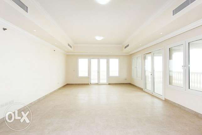 SF 3+Maid Apartment with Sea View Attraction الؤلؤة -قطر -  7