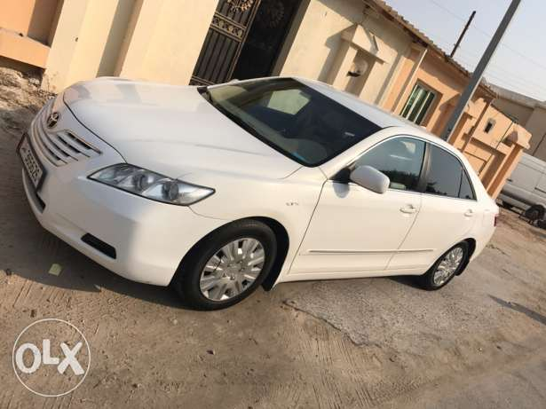 Camry GL Well Maintained 2007 الريان -  3