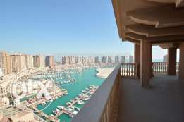 Full Marina Views 3 Bedrooms+ Maid Apartment