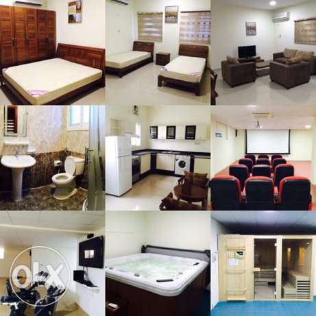 Furnished 2 Bedroom apartment in Old Rayyan