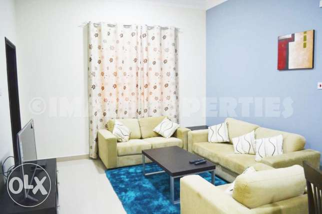 1BR-2BR-3Br Furnished Apartment for Rent أم صلال -  1