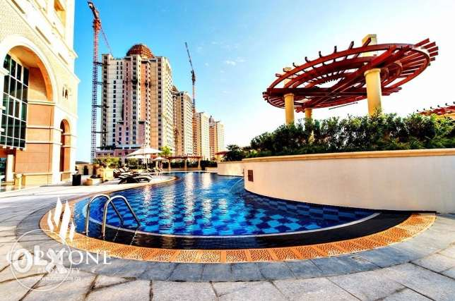 ONE MONTH FREE: 1BR Apartment at Viva Bahriya