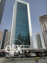 Nice Office Space 254 Sqm City center View West bay