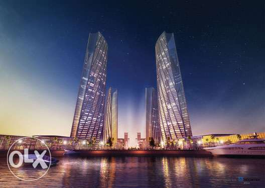 New Tower licenced offices at lusail for sale or long term rent