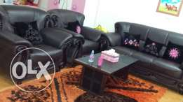 5 seater leather sofa for sale
