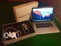 new apple macbook pro 15inches