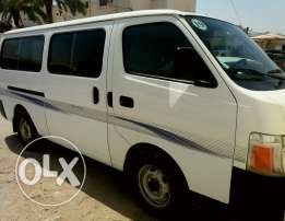 Nissan Urvan 2013 For Sale