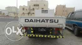 Daihatsu delta truck for rent 2009 model