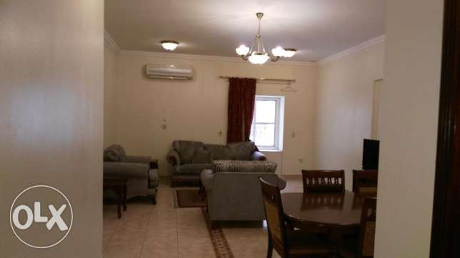 2 Bhk Fully Furnished for rent at Al Sadd