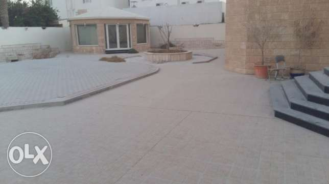 BIG Semi commercial villa 1300 sqm/14B/R in Maamoura 1Month Free المعمورة -  2