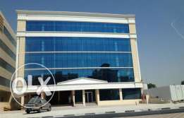 Brand New Modern design office Space in high end Muntazah Area