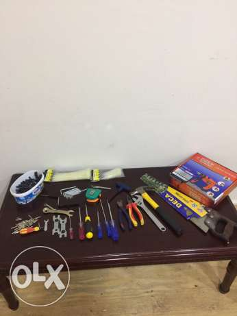 30 tools items