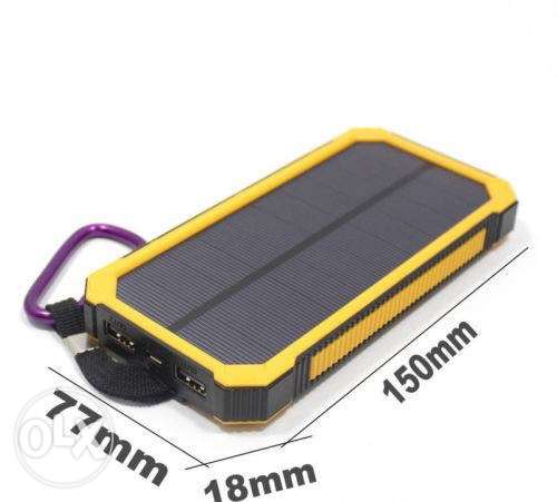 30000 Mah Solar Power Bank قلب الدوحة -  3