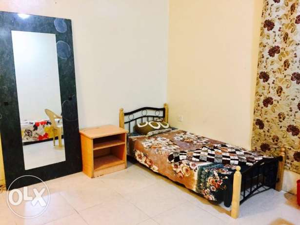 2 Room for rent in Semi furnished Flat – Each room (3200)