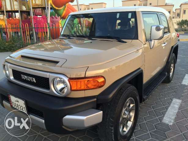 Toyota fjcruiser for sale