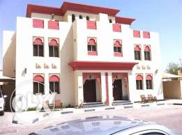 Fully furnished 3 Bed room + Maid room