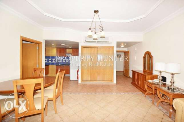 Top Layout 1 Bed Furnished in West Bay