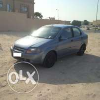 2006 Aveo for urgent sale