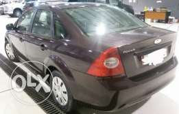 Ford Focus 2009 (km 72000)