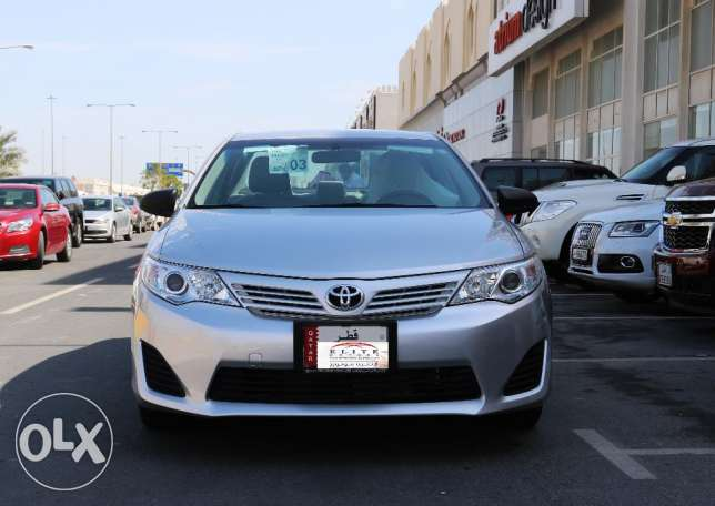 New Toyota Camry GL 2015