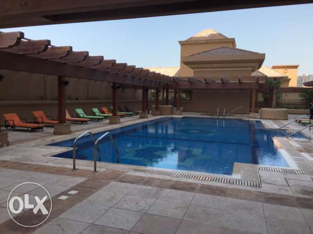 stunning furnished one bedroom in the pearl الؤلؤة -قطر -  7