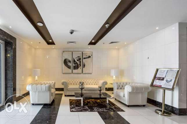 Stunning Fully Furnished 3 Bedroom Apartment in West bay