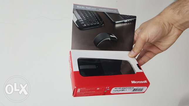 Arc Touch Microsoft Mouse BRAND NEW