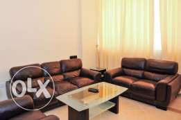 Fully-Furnished 2-Bedroom Flat in -Bin Mahmoud-