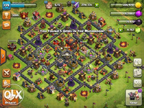 Last offer Clash of Clans