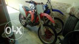 Honda crf 450 perfect running condition