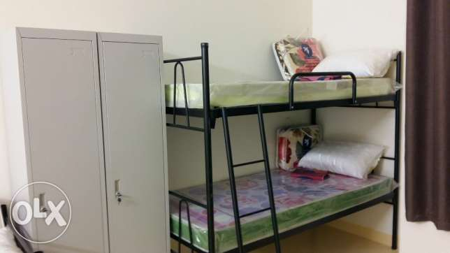 16 Furnished Rooms in Street 46