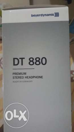 beyerdynamic dt880 studio head phones المنتزه -  6