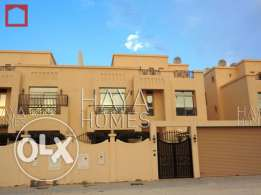 VERY HIGH QUALITY stand alone villas in ABU HAMOUR for 17K